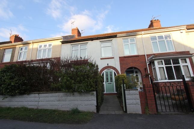 Thumbnail Terraced house to rent in Long Mead Avenue, Horfield, Bristol