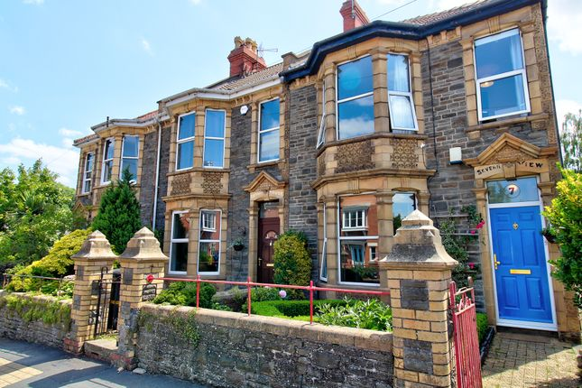 End terrace house for sale in Old Barrow Hill, Shirehampton, Bristol