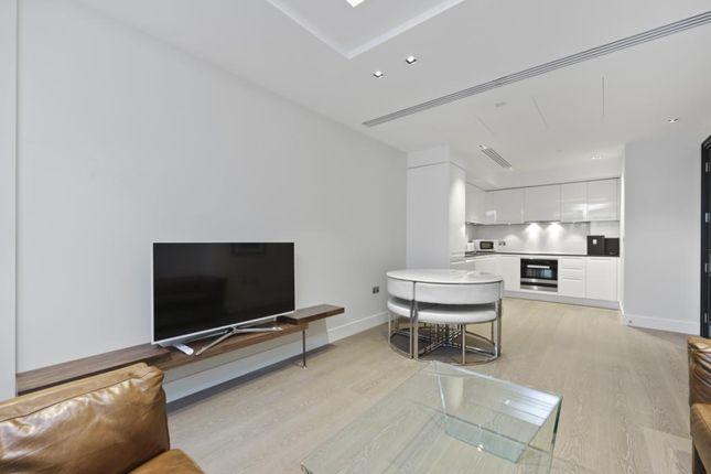Flat to rent in Bridgeman House, 1 Radnor Terrace, Kensington, London
