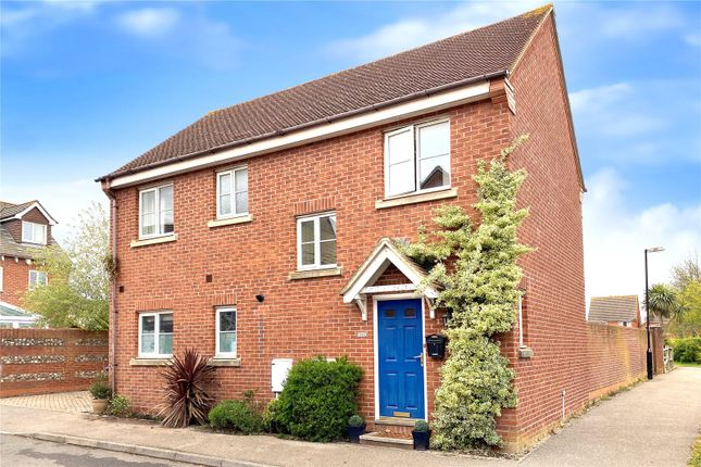 Thumbnail Detached house for sale in Roman Avenue, Angmering, West Sussex