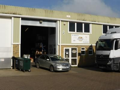 Thumbnail Light industrial for sale in Anchor Business Park, Castle Road, Sittingbourne, Kent