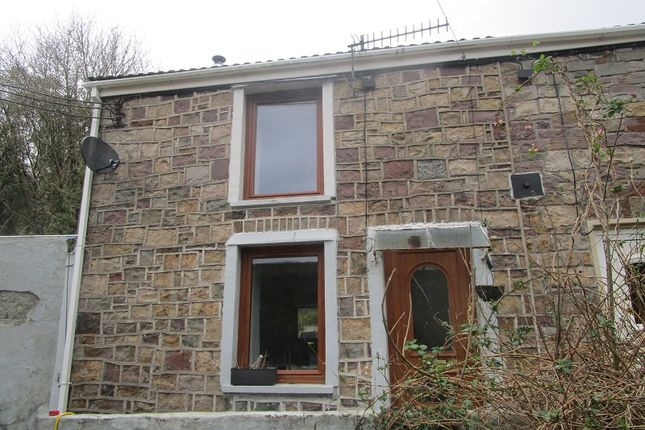 Thumbnail End terrace house for sale in Heol Twrch, Lower Cwmtwrch, Swansea, City And County Of Swansea.