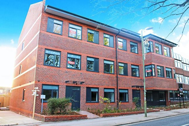 Thumbnail Flat for sale in 111-113 Fleet Road, Fleet