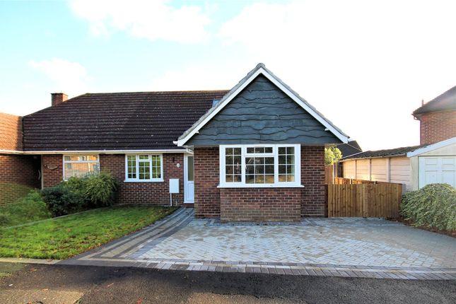Thumbnail Semi-detached bungalow for sale in Woking, Surrey
