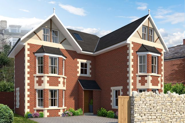 Thumbnail Detached house for sale in Locarno Road, Swanage