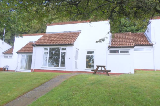 Front of Manorcombe Bungalow, Callington PL17
