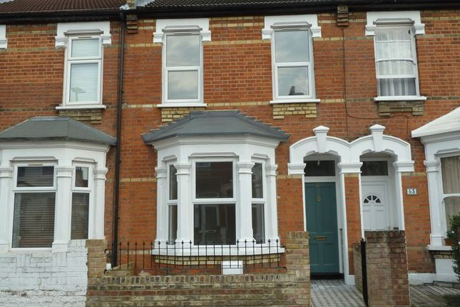 Thumbnail Terraced house for sale in Ladysmith Avenue, London