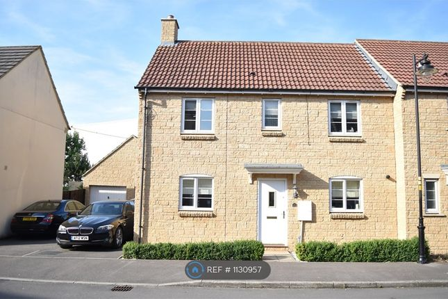 3 bed semi-detached house to rent in Nuthatch Road, Calne SN11