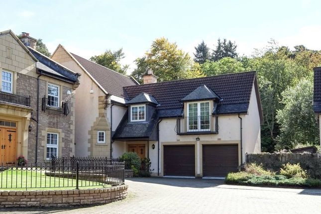 Thumbnail Detached house for sale in 5 Harlaw Bank, Balerno, Balerno