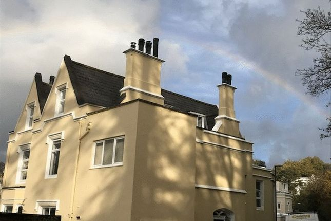 Thumbnail 3 bed flat to rent in Lower Woodfield Road, Torquay