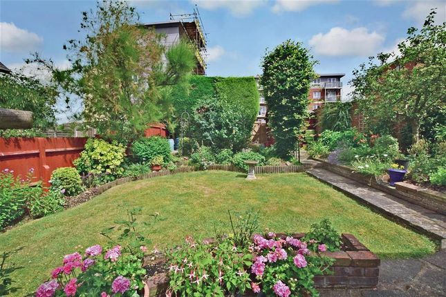 Thumbnail Bungalow for sale in Tensing Gardens, Billericay, Essex
