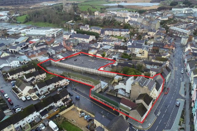 Thumbnail Land for sale in Irish Street, Downpatrick, County Down