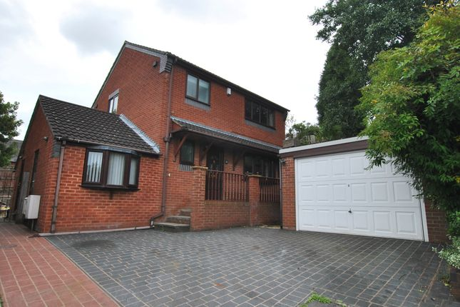 Thumbnail Detached house for sale in Smarts Way, St. Georges, Telford, Shropshire