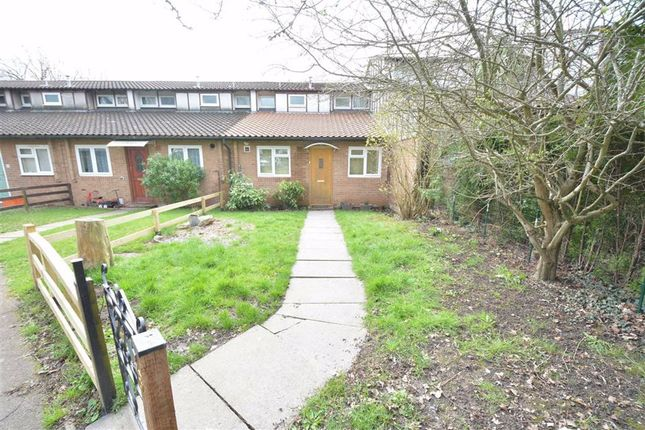 Thumbnail Terraced house to rent in Malyons Close, Pitsea, Essex