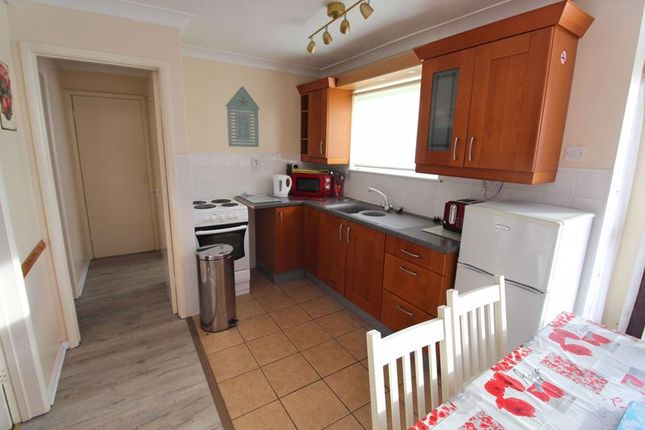 Kitchen Area of Newport Road, Hemsby, Great Yarmouth NR29