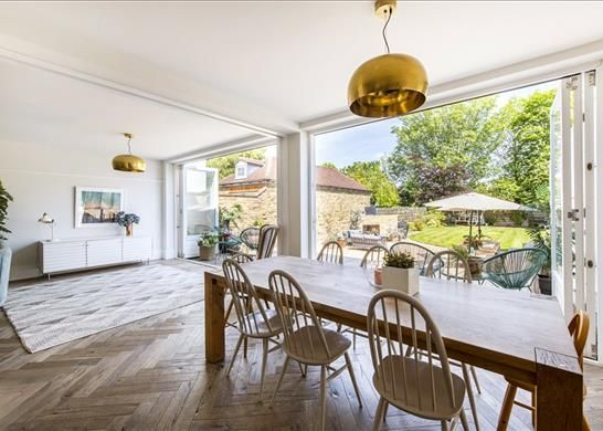 Thumbnail Detached house for sale in Chatsworth Road, Mapesbury Conservation Area, London