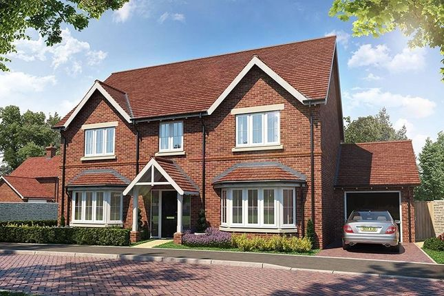 "Thumbnail Detached house for sale in ""The Taymore"" at Gravel Lane, Drayton, Abingdon"
