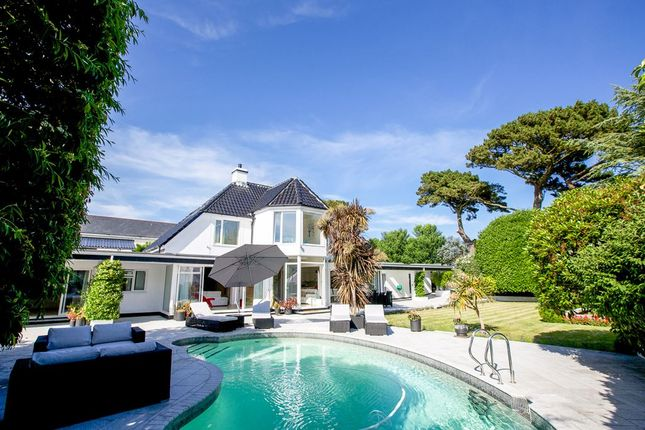 Thumbnail 5 bedroom detached house to rent in Fort Road, St. Peter Port, Guernsey