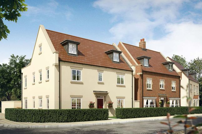 "Thumbnail Detached house for sale in ""The Oak"" at Perth Road, Bicester"