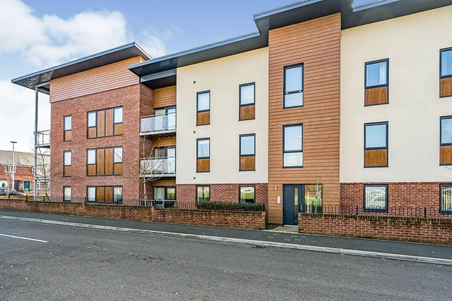 Thumbnail Flat to rent in Living Well Street, West Bromwich