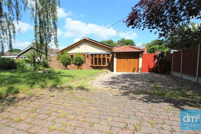 Thumbnail Detached bungalow for sale in Mill Road, Great Totham, Maldon