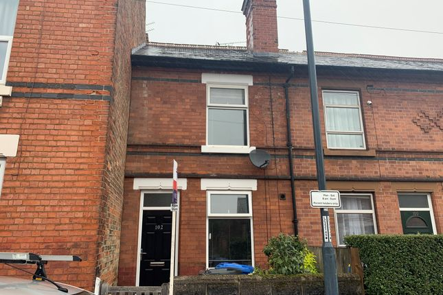 Thumbnail 3 bed shared accommodation to rent in Drewry Lane, Derby