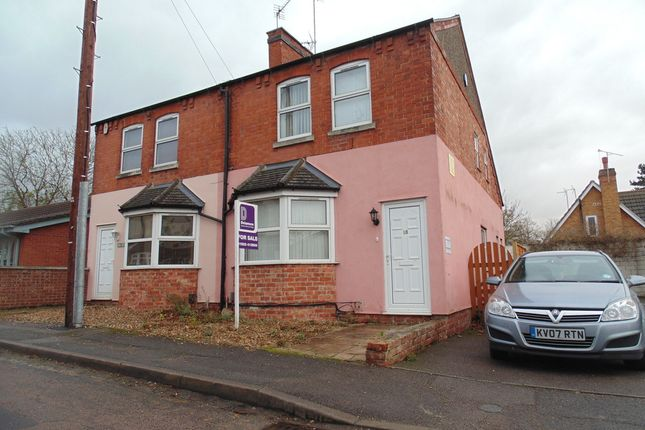 Thumbnail Semi-detached house for sale in Rock Road, Finedon, Wellingborough