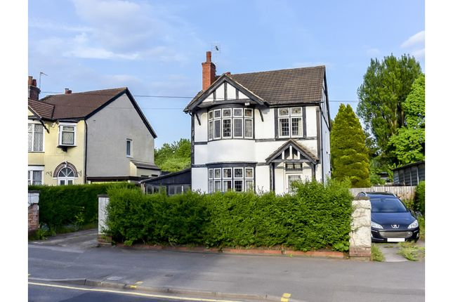 Thumbnail Detached house for sale in Stafford Road, Fordhouses, Wolverhampton