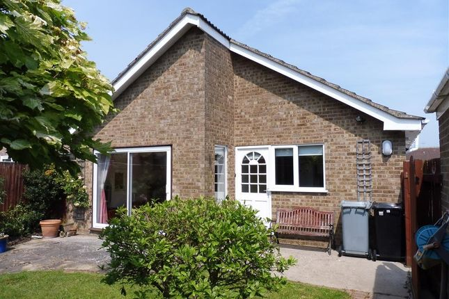 Thumbnail Detached bungalow for sale in Lindsey Avenue, Market Deeping, Peterborough