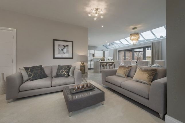 Thumbnail Detached house to rent in Deans Court, Bicester