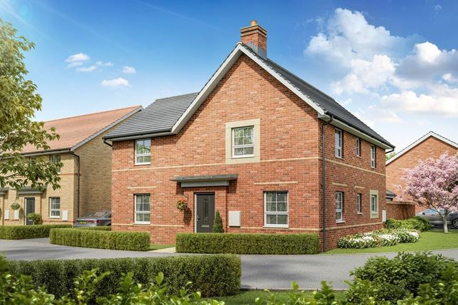 """4 bed detached house for sale in """"Alderney"""" at Boundary Close, Henlow SG16"""