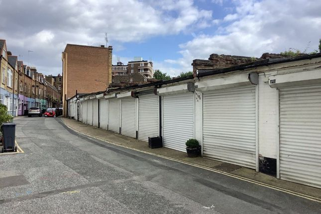 1 bed terraced house for sale in Canfield Place, London NW6