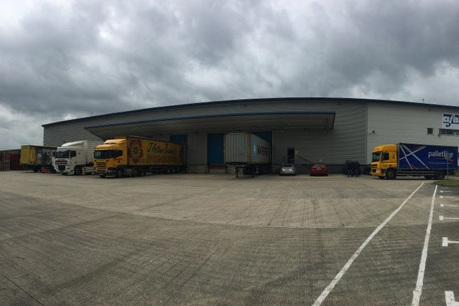 Thumbnail Warehouse for sale in Church View Road, Chilton Industrial Estate, Sudbury, Suffolk