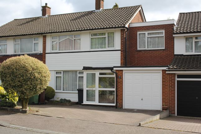 4 bed semi-detached house for sale in Tiverton Road, Potters Bar