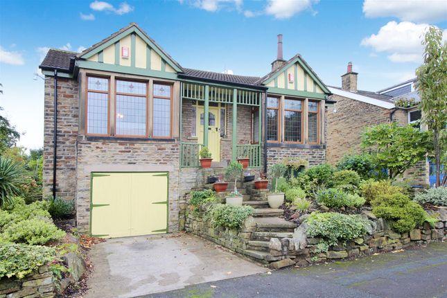 Thumbnail Detached house for sale in Redburn Avenue, Shipley