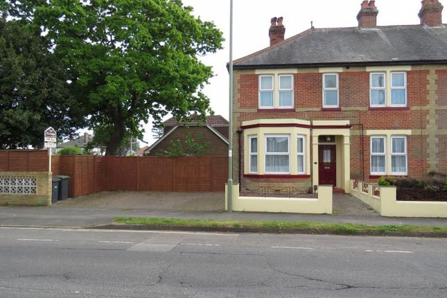 Thumbnail Semi-detached house for sale in Selsmore Road, Hayling Island