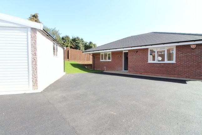 Thumbnail Detached bungalow for sale in Pooles Lane, Willenhall