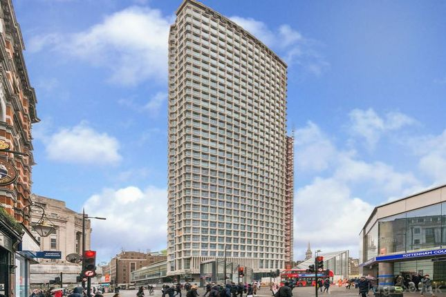 Thumbnail Flat to rent in Centre Point, Fitzrovia