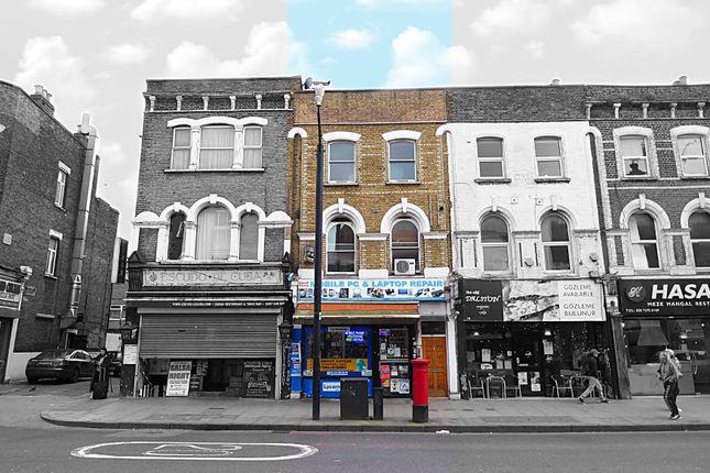 Thumbnail Retail premises for sale in Stoke Newington Road, London