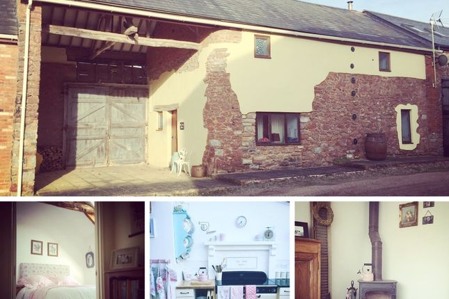 Thumbnail Barn conversion for sale in Mount Stephen, Uffculme