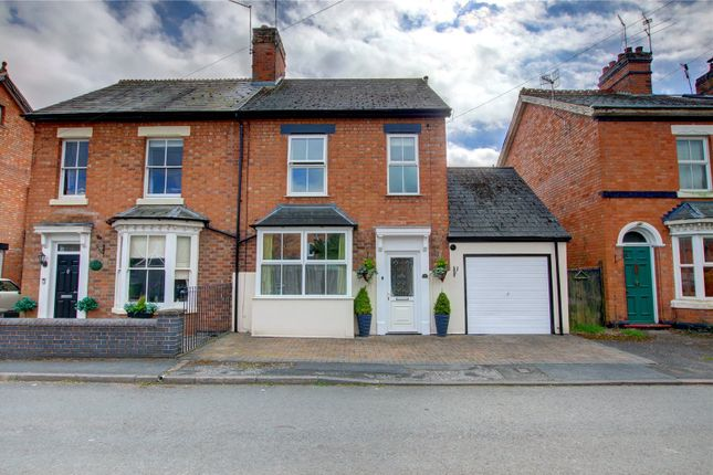 Thumbnail Semi-detached house for sale in West Street, Droitwich