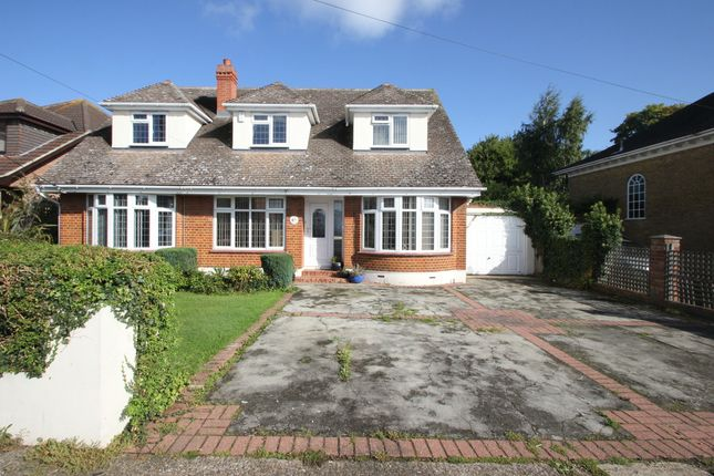 Thumbnail Detached house for sale in Grasmere Avenue, Hullbridge, Hockley