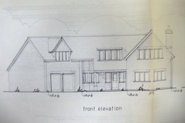 Thumbnail Land for sale in Priory Close, Royston