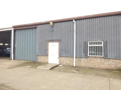 Thumbnail Light industrial to let in Unit 11, Stukeley Road, Huntingdon, Cambridgeshire