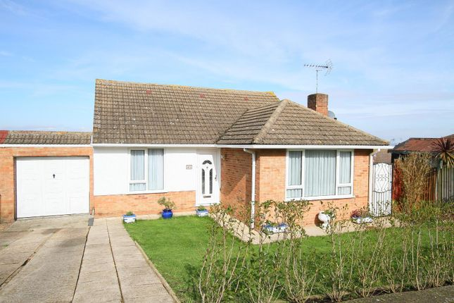 Thumbnail Detached bungalow for sale in Grimthorpe Avenue, Seasalter, Whitstable