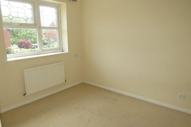 Bedroom Two of Oakden Close, Bramshall, Uttoxeter ST14