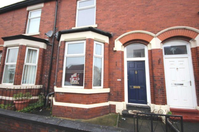 Thumbnail Terraced house for sale in Newton Street, Hyde