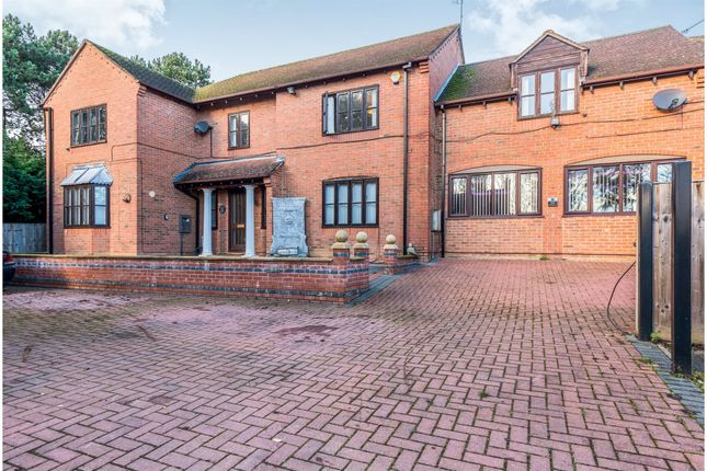 Thumbnail Detached house for sale in Cottage Gardens, Great Billing, Northampton