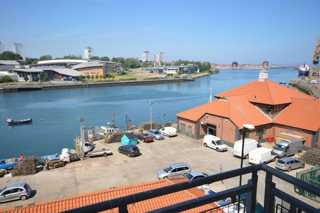 Thumbnail Flat for sale in River View, Riverside, Sunderland, Tyne And Wear, United Kingdom