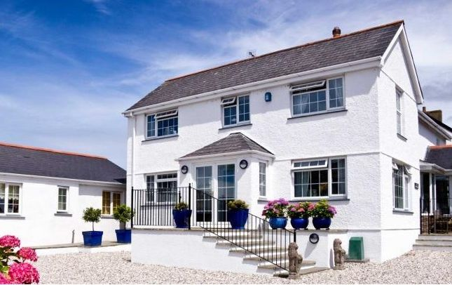 Thumbnail Hotel/guest house for sale in Trenance Road, St Issey, Padstow